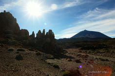 En el Roque La Carabela  #teide #tenerife #landscape #senderismo #heritage #paisajes #tenerifesenderos