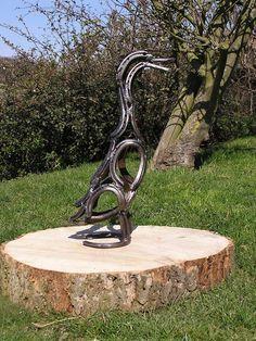 tom hill sculpture | Runner Duck