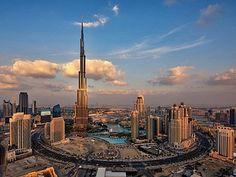 "awesome ""برج خليفة"" يخطف أنظار العالم بأروع الإطلالات البانورامية"
