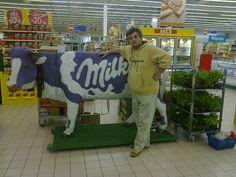 Škijan is full of LOVE with Milk
