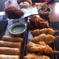 Tapas mille et une saveurs Barasti Dubai par Amelle M. - Food Reporter