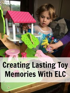 Creating Lasting Toy Memories With the Early Learning Centre