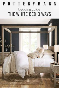 Bedroom Design: Turn Your Master Bedroom into a Relaxing Haven! Bedroom Retreat, Bedroom Sets, Dream Bedroom, Home Bedroom, Bedroom Wall, Bedroom Furniture, Master Bedroom, Bedroom Decor, Luxury Furniture