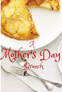 A Menu For Mom at Brunch