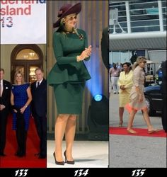 Poll: favoriete outfit november 2013 | ModekoninginMaxima.nl