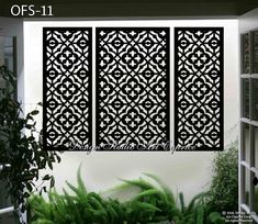 Please note that large screens, such as 36 x have higher shipping costs. Visit our shop for more products: Laser Cut Screens, Thing 1, Panel Wall Art, Decorative Panels, Art Mural, Outdoor Rooms, Outdoor Living, Galvanized Steel, Art Studios