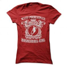 Cool Basketball Girl - #vintage tee shirts #sleeveless hoodies. ORDER HERE => https://www.sunfrog.com/Sports/Cool-Basketball-Girl-Red-Ladies.html?id=60505