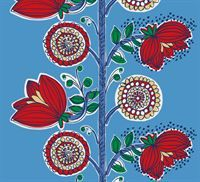 Moisture-repellent oil cloth fabric from Marimekko. Kid friendly fabric with stylish designs. Scandinavian Design Centre, Scandinavian Fabric, Textiles, Textile Prints, Textile Design, Flower Patterns, Print Patterns, Pattern Ideas, Oil Cloth Fabric
