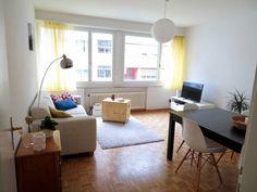 Stilvolle 2 Zimmer Wohnung in Basel zu vermieten.