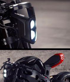 Huge MOTO Black · Custom Kit for Honda CBR 1000 RR