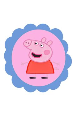 Peppa Pig, Big, Children, Teacup Pigs, Party, Princesses, Young Children, Boys, Kids