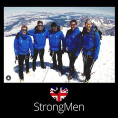 At 12:38 on the 30th July 2019 these guys reached the summit of MONT BLANC. to raise funds and awareness for StrongMen.  Please show your support by saying thank you below  #strongmenorguk #wearyourheartonyoursleeve #bereavement  StrongMen Ollie Ollerton facebook.com/GrahamBakerPhotography Bereavement, Raise Funds, 30th, Facebook, Guys, Sayings, Poster, Mont Blanc, Lyrics