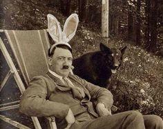 Hitler rabbit ears