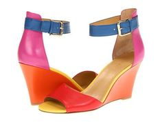 nine west ferdinand #wedge #shoes #sandals $59