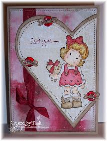 Stampin'Piper: TOMIC ~ The official Magnolia Inspiration Challenge #35
