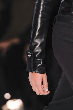 Anthony Vaccarello Fall 2014 _