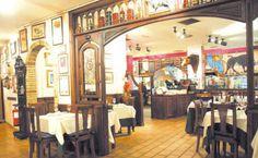 """Rte. CAMPO de TORO en ZARAGOZA Situado junto a plaza de toros, es el auténtico """"santuario"""" taurino de la ciudad. De sus paredes cuelgan, además, obras de artistas tan reputados como Victor Mira. Dispone de tres salones climatizados y una agradable terraza. Su barra muestra una sugerente oferta de tapeo entre la que destaca el marisco del día. Aragon, Barbell, Terrace, Lounges, Country, Restaurants"""