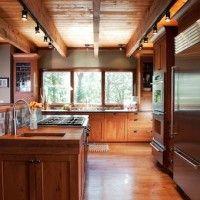 Rustic Woodlands Kitchen 01