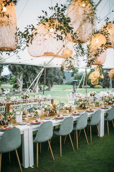 Wedding Reception Lighting, Outdoor Wedding Decorations, Tent Wedding, Chic Wedding, Garden Wedding, Wedding Ceremony, Dream Wedding, Reception Ideas, Event Lighting