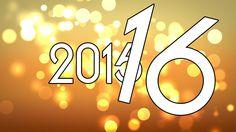 Résumé de l'année 2015, et bonne année 2016 ! Ecole Design, Plus Tv, Provence, Letters, Happy New Year 2016, Letter, Lettering, Aix En Provence, Calligraphy