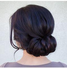 Nice simple bun