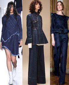 Вдохновляющий деним: 55 стильных нарядов от известных дизайнеров - Ярмарка Мастеров - ручная работа, handmade