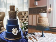 Navy Blue and Gold Wedding Ideas and Inspiration « Wedding Invitations | Soumya's Invitations