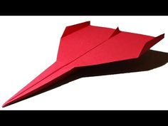 How to make a Paper Airplane: BEST Paper Planes in the World - Paper Airplanes fly far | Limbus - YouTube