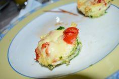 Babbi e le Palle di Pelo: Frittatine di albumi e spinacini Eggs, Breakfast, Food, Meal, Egg, Essen, Egg As Food, Morning Breakfast
