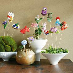 福を呼び込む縁起物 かわいい押し絵飾りの会(12回限定コレクション) | フェリシモ