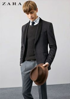 I want to try this ensemble, including the hat.