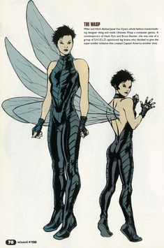 The Ultimates, 2001 character designs by Bryan Hitch Bryan Hitch, Character Inspiration, Character Design, Ultimate Marvel, Super Hero Costumes, Comic Books Art, Book Art, Scarlet Witch, Marvel Characters