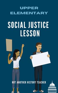 Accelerate and engage your government students' with this social justice distance learning civics lesson! You are sure to engage your students in civic action and social justice with this amazing lesson. This is a lesson designed to encourage social justice and teach students how they can positively affect their community! Perfect for distance learning in upper elementary! This is a 50-minute interactive and civically engaging lesson designed for 3rd grade to 6th grade.