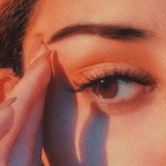 Discovered by Q U E E N M. Find images and videos about orange, eye and aesthetics on We Heart It - the app to get lost in what you love.