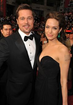 Bet You Forgot About Angelina Jolie's Other Famous Flings Brad Pitt