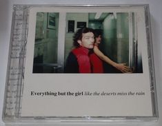 Everything But The Girl, Like The Deserts Miss The Rain, Pre Owned CD