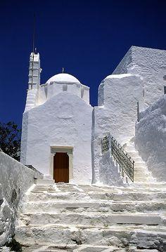 church in Paros