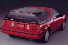 Nissan Pulsar NX Sportbak