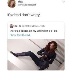 Funny Marvel Memes, Dc Memes, Avengers Memes, Marvel Jokes, Disney Marvel, Marvel Avengers, Marvel Comics, Marvel Heroes, Black Widow Natasha