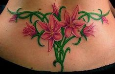 30 Eye Catching Vine Tattoo Ideas
