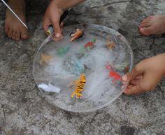 outdoor ideas, pomysły na zabawy z dziećmi, w co się bawić, zabawki diy, edu-mata