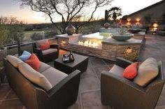 Want my patio to look like this one day!