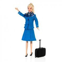 KLM Stewardessen pop