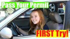 How to Pass Your Permit Test FIRST Try!