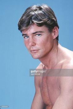Portrait of American actor Jan-Michael Vincent, 1978.