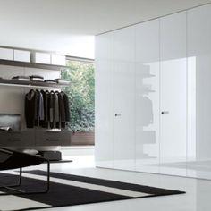 grey Bedroom Mirror Wardrobe Design For 2014