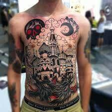 MOB Tattoo 29 Russian Prison Tattoos, Russian Tattoo, Tattoo Sleeve Filler, Sleeve Tattoos, Time Tattoos, Body Art Tattoos, Great Tattoos, Tattoos For Guys, Tattoo Guys