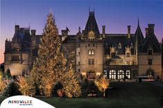 I want to be here for Christmas.... for sure next year when we will be living in Asheville!!! :D
