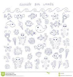 Cute Animal Doodles - Bing Images