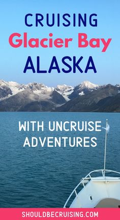 Are you considering a cruise to Alaska? We experienced a seven-day small-ship cruise through Alaska's Northern Passages and Glacier Bay on UnCruise Adventures' Wilderness Explorer. My UnCruise Alaska review covers our day-by-day activities, as well as how this all-inclusive voyage was so different from a traditional cruise. Cruise Travel, Travel Usa, Globe Travel, Canada Travel, Alaska Cruise, Alaska Travel, Glacier Bay Alaska, Wilderness Explorer, Best Cruise
